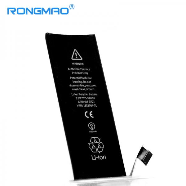 Quality Wholesale price for apple iphone 5s battery, battery for iphone 5s for sale