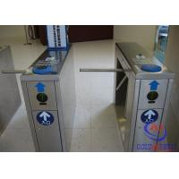 China Ticket tripod turnstile flow control passing  with hs code and FRID card for scenic spot on sale