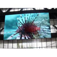 China Epistar Chip Video Wall Led Display 1R1G1B Smd Indoor P1.25mm 640000 Dots / Sqm wholesale