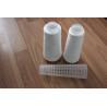 China 100% Polyester Dyed Yarn Ring Spun / TFO Yarn Plastic Core Knotless wholesale