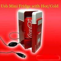 China USB Mini Fridge with cold and hot wholesale