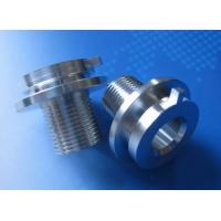 China Customized Aluminum CNC Machine Parts For Toolings , Fixtures , Automation Equipments wholesale