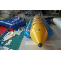China 5 Person Banana Boat Inflatables / Hot Sale Inflatable Banana Boat / Inflatable Water Banana Boat wholesale