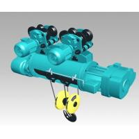 China double speed electric hoist wholesale