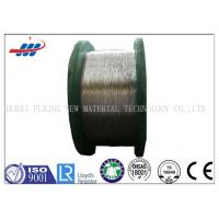 Buy cheap Spring Hard Drawn Steel Wire 0.45mm Dia With 1470N/Mm2-1770N/Mm2 Tensile from wholesalers