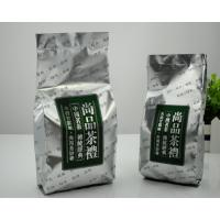 China Flexible Packaging Coffee Tea Bags Printed Aluminum Foil Bag Silver wholesale