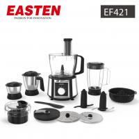 China Easten 2.4 Liters Food Processor EF421/ Food Processor With S.S Wet Grinder and Dry Grinder Cup for India wholesale