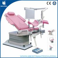 Clinics Electric Gyn Medical Gynecological Exam Delivery Bed Width 500mm