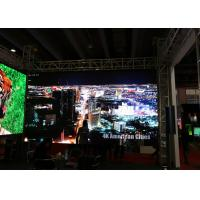 Buy cheap Indoor Video LED Display P4 LED Panel for Concert / TV Station from wholesalers