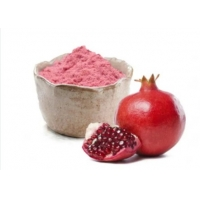 China Water Soluble Light Pink Fine Pomegranate Extract Powder wholesale