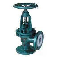 China Acid Resistant Globe Valve With Fluoroplastic Lining 1.6Mpa NP wholesale