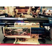 China Epson Two Dx7 Print Head Large Format Uv Printer , Low Noise on sale