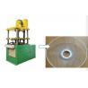 China 16 - 18 cm Fan Wire Guard Hydraulic Press Machine 25 Ton Capacity wholesale