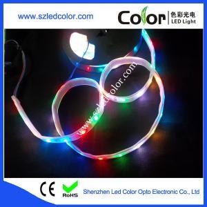 China full color rgb 8806 addressable led strip on sale
