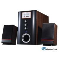 China creative fashional 2.1 multimedia speaker with USB/SD/FM function on sale
