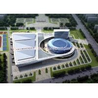 China Estructuras de acero prefabricadas profesionales, edificios de almacenamiento prefabricados del metal wholesale