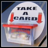 China Car window business card holder wholesale
