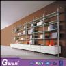 China Modern household bedroom wall wardrobe designs steel walk in wardrobe pole system wholesale