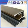 China thermal break aluminium windows and doors frame price per sq.m wholesale