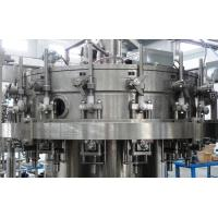 China sunswell Glass bottled soda water beverage filling machine carbonated production line filling equipment for sale wholesale