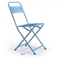 China mutilfunction outdoor steel folding chair wholesale