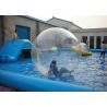 China Outdoor Water Walking Ball , Walk On Water Bubble High Durability PVC / TPU wholesale