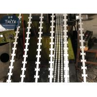 China Spiral Intersecting Razor Barbed Wire Good Appearance High Fastness wholesale