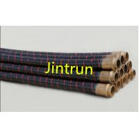 Buy cheap 100 Bar Weaving Concrete Rubber Hose 25000-35000 CBM Conveying Capacity from wholesalers