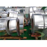 Buy cheap 3004 5052 8011 Aluminum Battery Aluminium Strip With Temper O H12 H14 H16 H18 from wholesalers