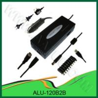 China AC & DC 120W Universal Laptop Adapter for Home & Car use -ALU-120B2B wholesale