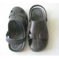 Breathable Anti Static Shoes Skid Resistant Durable ESD Big Four Hole Sandals