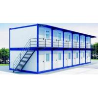 China Double Deck Custom Shipping Container Homes Flexible Assembly For School Dormitory wholesale