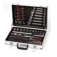 China 100 pcs socket tool set ,with combination wrenches ,extension bar . wholesale