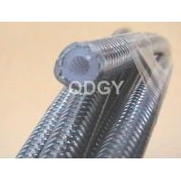 China -3AN PTFE Stainless steel braided hose on sale