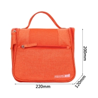 China L22*D12*H20CM Multifunction Waterproof Oxford Travel Toiletry Bag wholesale