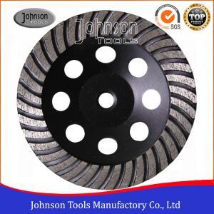China Turbo Diamond Grinding Wheels Stone / Hard Granite / Hard Brick Diamond Grinding Tools wholesale