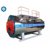 China Industrial Horizontal Gas Oil Fired Steam Boiler Price For EPS Production Line wholesale