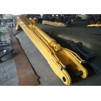 China High Efficiency 20 Meter Excavator Extension Arm Main Sheet Material wholesale
