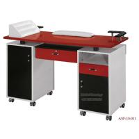 China ASF-10-011 High Quality Colorful Moveable Manicure Table with Wheels wholesale