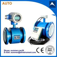 China Hydrochloric acid and phosphoric acid electronic flow meter with low cost wholesale
