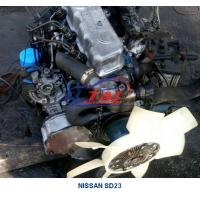 China Engine Assy Japanese Used Auto Parts Complete SD23 Diesel Engine For NISSAN on sale