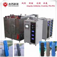 China Vacuum Flask Copper Plating Equipment,  Copper Sputtering Deposition System, TiN and TiC Vacuum Plating wholesale