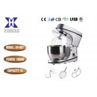 China Plastic housing Planetary Stand Mixer 1000w With 5L S/S Bowl For Home use wholesale