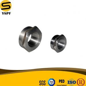 China ASTM A105 ASTM A350 LF2 ASTM A694 F42 F46 F52 F60 F65 F70 Carbon Steel Hex Bushing Pipe Fitting on sale