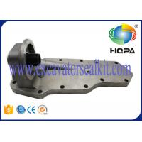 China Standard Size Excavator Engine Parts , Silver Oil Cooler Assembly Billet Aluminum Materials on sale