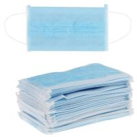 China safe Disposable 3 Ply Surgical Face Mask Outdoor Surgical Disposable Mask on sale