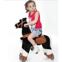 China Fashion Amusement Park Equipment Mechanical Pony Kid Ridding On Walking Animal wholesale