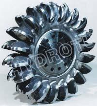Buy cheap 水力電気のプロジェクトのための高性能のステンレス鋼の Pelton のタービン ランナー/Pelton の車輪 from wholesalers
