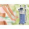 Cryo Handles Body Fat Freezing Cryolipolysis Machine / Cryotherapy Machine That Freezes Fat Cells
