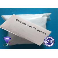 CAS 521-12-0 Safest Injectable Anabolic Steroids High Purity Drostanolone Propionate